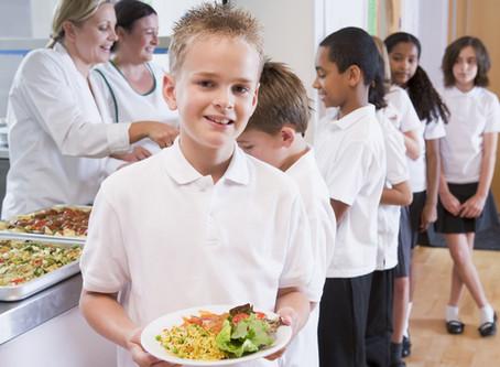 学校給食といえど、イギリスと日本では全然違う!