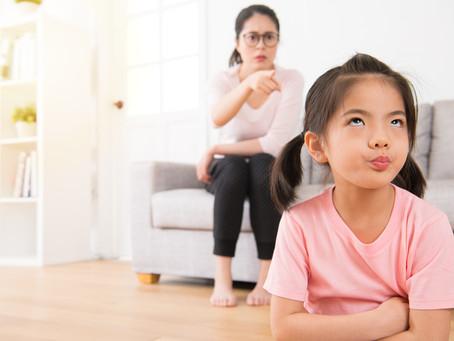 親がガミガミをやめれば、子はグングンとのびる!