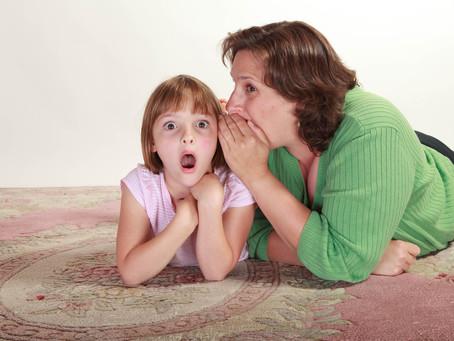 親のつく嘘が子どもに及ぼす悪影響!