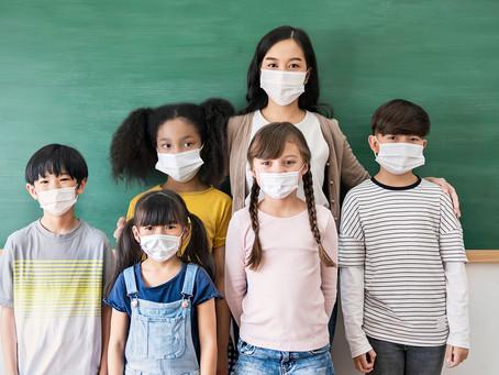 マスクの弊害から子ども達を救おう!親ができること。