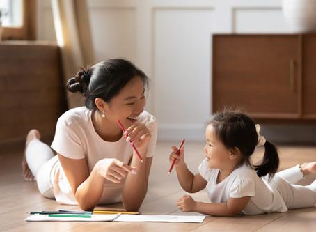 家庭で自然に英語力を伸ばす!親テク