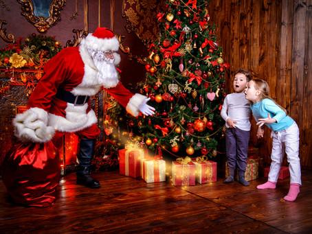 サンタを信じるのは何歳まで?