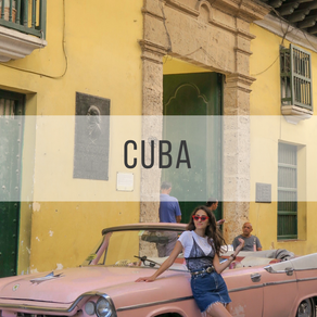 South & Center America- Cuba