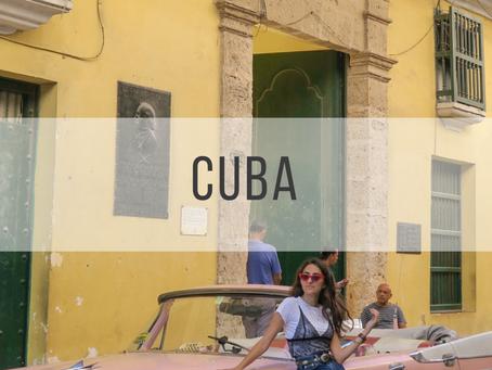 South & Center America- Cuba