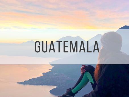 South & Center America- Guatemala