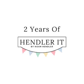 2 Years of Hendler It!