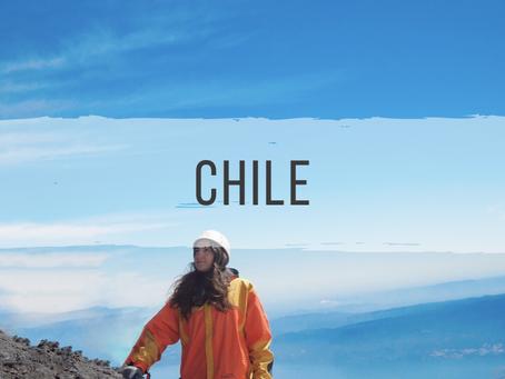South & Center America- Pucon, Chile