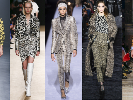 TOP 10 TRENDS FALL/WINTER 2018