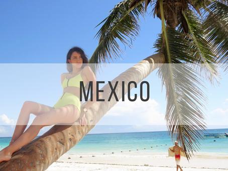 South & Center America- Mexico