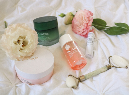 My Fave Skincare products