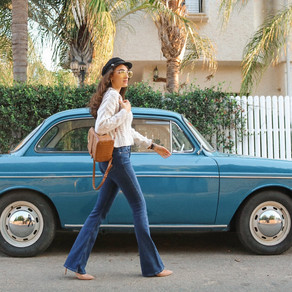 The 70's Show- the flare trend