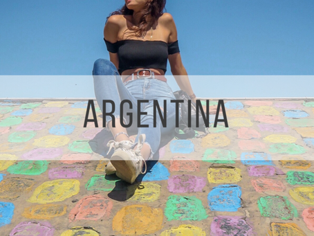 South & Center America- Argentina