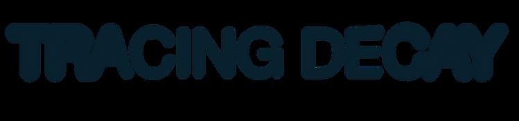 Tracing Decay Dark Green Logo