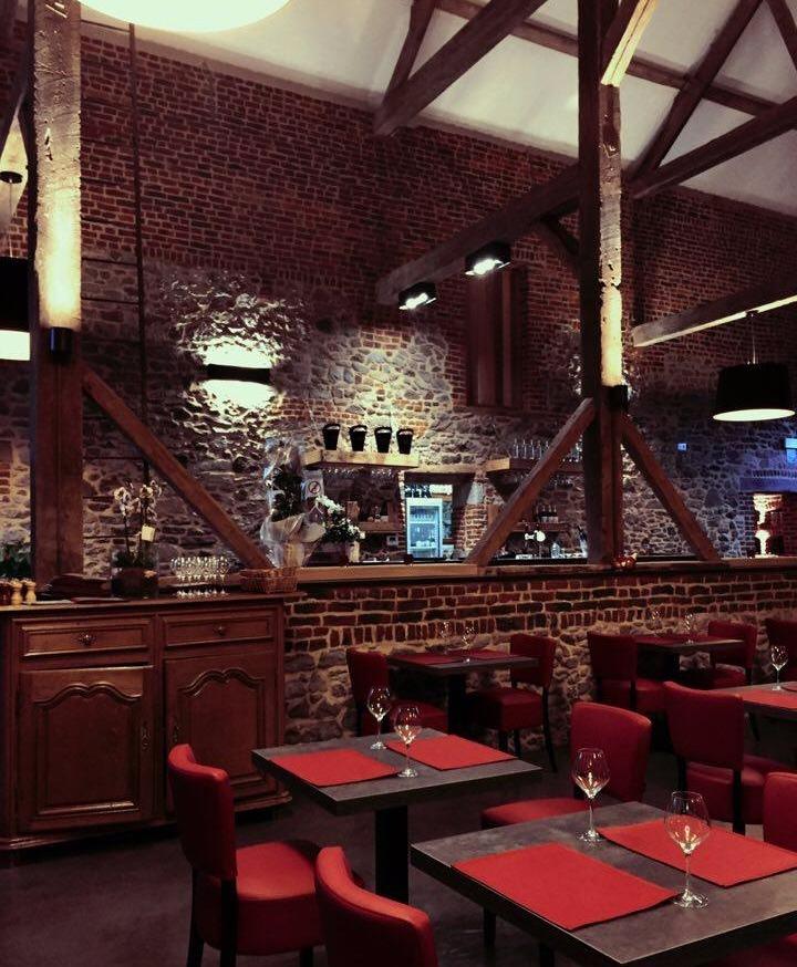 Le restaurant La Grange de la Courte