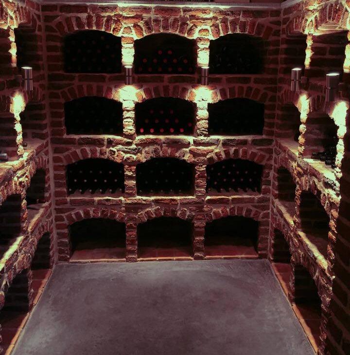 Notre cave à vins