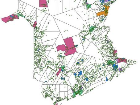 Regards et réformes de l'ancrage territorial de l'Acadie dans le monde (Mathieu Wade)