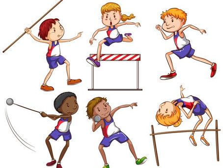 """BOOKING NOW OPEN FOR EASTER """"FUN IN ATHLETICS"""""""
