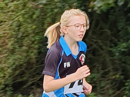 ESAA XC CUP ACTION