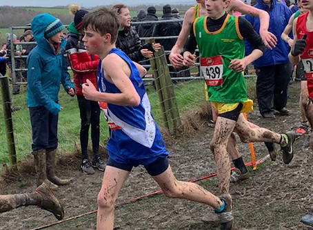 English Schools Cross-Country Champs