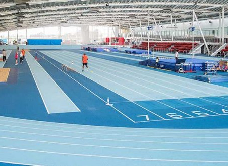 SIX NATIONAL INDOOR QUALIFIERS TO OPEN SEASON