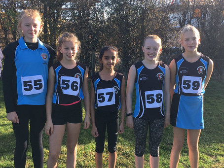 Cross-Country Round Up