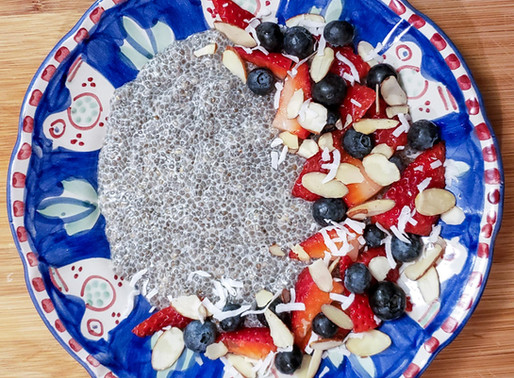 Easy Chia Seed Pudding!