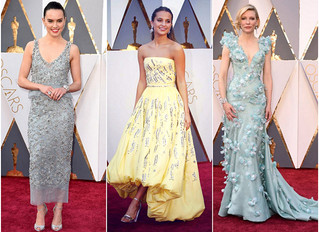 Best Embroidery of the 2016 Oscars