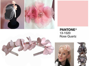 Color of the Year: Rose Quartz