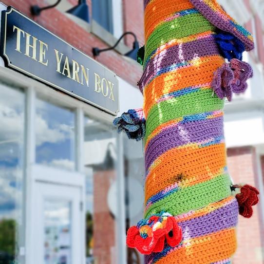 The Yarn & Craft Box