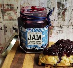 Bourbon Blueberry Jam