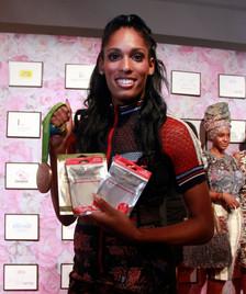 Olympic Medalist Kristi Castlin