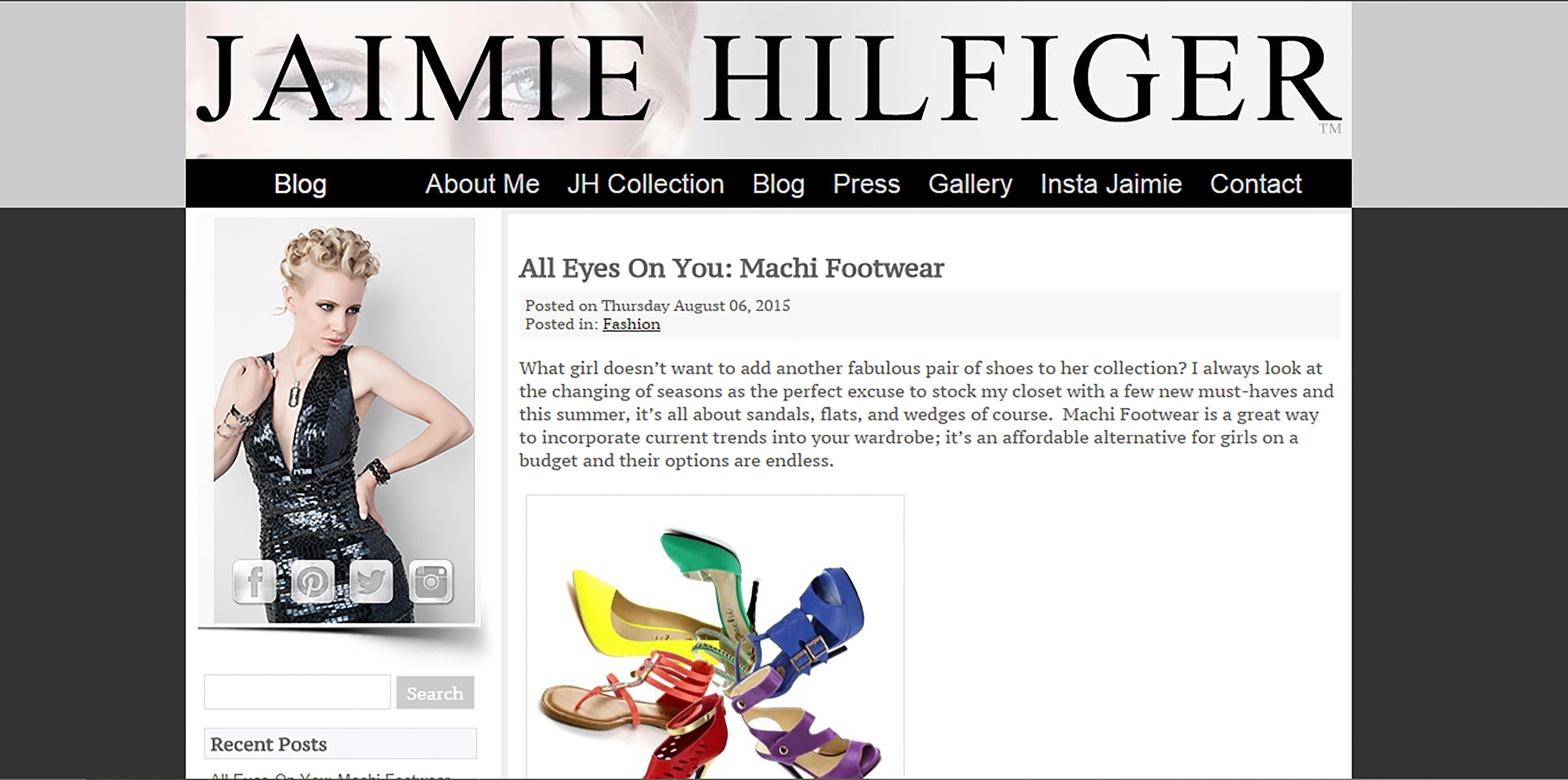 jaimie hilfiger screenshot