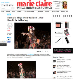 marie claire photo