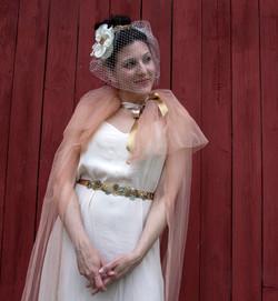 steampunk bride accessories