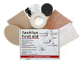 fashion first aid