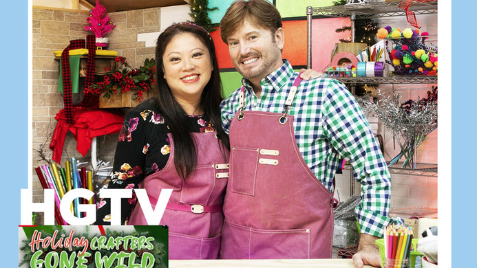 HGTV Holiday Crafters Gone Wild!