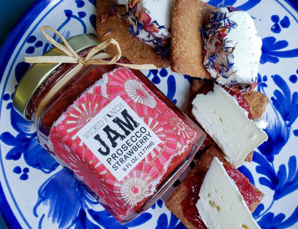 Cheese Plate Jam