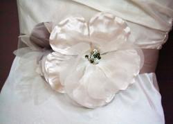 taupe ivory sash (3)