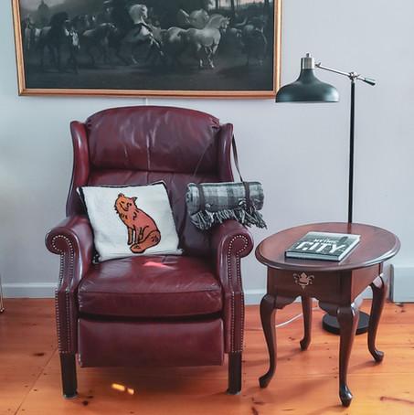 Cozy Den Chair