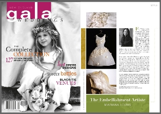 Gala Weddings Magazine