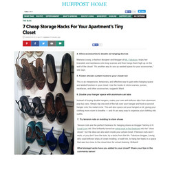 huffpo closet hack