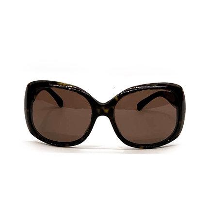 Chanel CC Brown Sunglasses