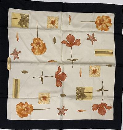 Ferragamo Silk Scarf 68 cm