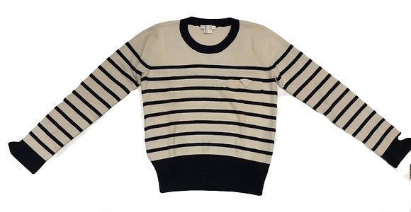 Chloe Cashmere Striped Sweater