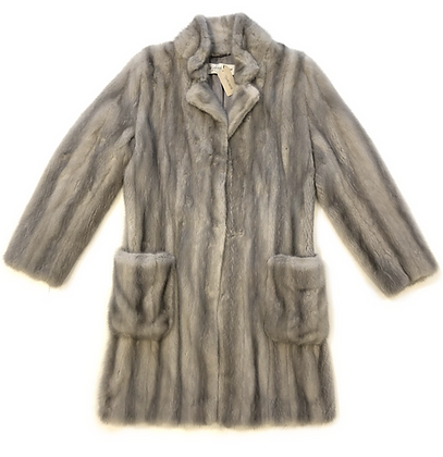 Christian Dior Mink Coat