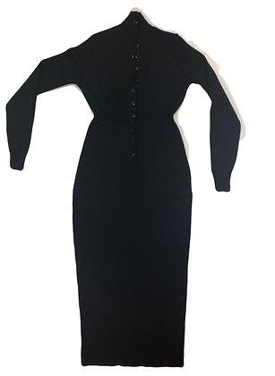 Fendi Vintage Wool Dress