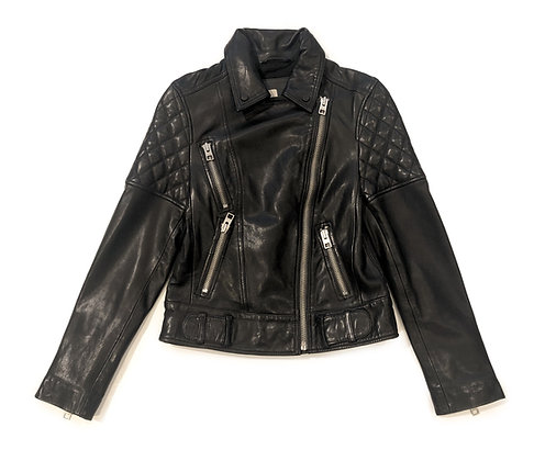 All Saints Biker Leather Jacket
