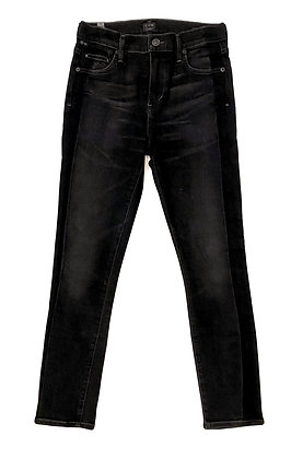 Citizen Of Humanity Rocket Crop High Rise Skinny Jeans