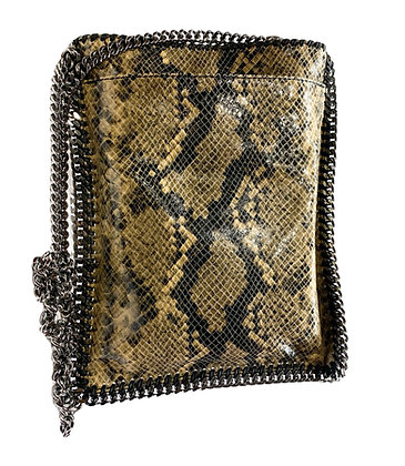 Stella Mc Cartney Simil Snake Shoulder