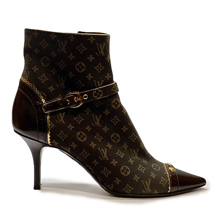 Louis Vuitton Monogram Boots